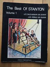 Rare THE BEST OF STANTON N° 1  / Curiosa SM Bondage Erotisme
