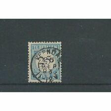 "PORT P11 D-I met ""VEENDAM 1893"" kleinrond  VFU/gebr   CV 10+ €"