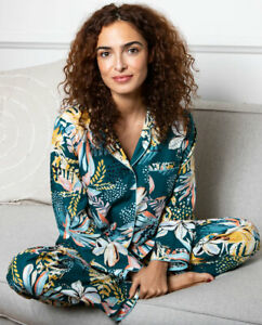 Valerie Swan Print Pyjama Set