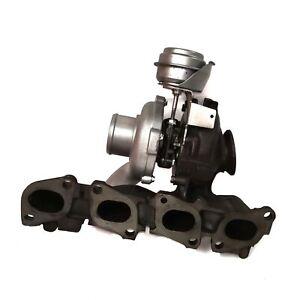 Turbocharger Orig. Garrett 766340-1 55205483 Vauxhall Saab 1.9 D Fiat Cadillac