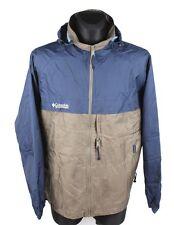 Columbia capucha hombre chaqueta talla L