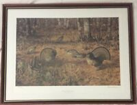 Centennial Ruffed Grouse By Owen J. Gromme Limited Edition