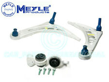 MEYLE Germany BMW E46 3 Series Front WISHBONES CONTROL ARMS & BUSHES Pair NS OS