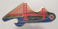 2004 Just For Openers Convention Opener San Francisco CA RainierBeer Bridge X-15