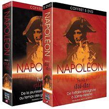 Coffret DVD Napoléon L'intégrale (10 DVD) de l'épopée napoléonienne 1769 -1821