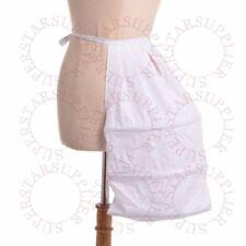 Victorian Underskirt Bustle Frame Petticoat Steampunk Crinoline Dress Gown Cage