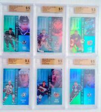 2002-03 BAP Ultimate Memorabilia #73 Cristobal Huet  Rookie 24of250 BGS 9.5