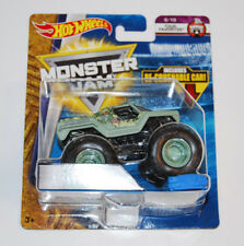 NEW - MONSTER JAM SOLDIER FORTUNE 1/64 Scale HOT WHEELS
