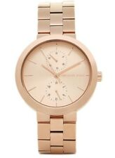 MICHAEL KORS GARNER ROSE GOLD TONE WOMEN'S WATCH MK6409