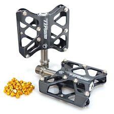 """Cycletrack CK109 Aluminium Pedals Folding MTB Bearing Pedal Ultralight 9//16/"""""""