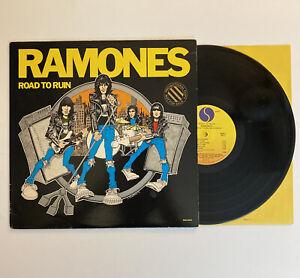Ramones - Road To Ruin  - 1978 US Promo 1st Press (NM-) Ultrasonic Clean
