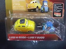 CARS - LUIGI & GUIDO + Bonus Card - Disney Pixar