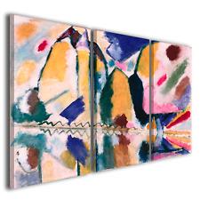 Stampe su tela Wassily kandinsky vol I quadri moderni pittori famosi ® TOP