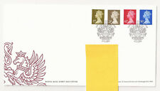 GB FDC 2009 Definitives to 90p