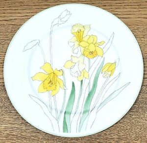 Block Spal Trillium Daffodil Dinner Plate Salad Plate Your Choice