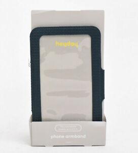 Heyday Smart-Phone Running Armband - Spruce Blue