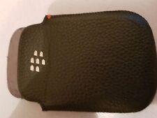 Original BlackBerry 9790 Leather Holster - Black (Used Item) GENUINE