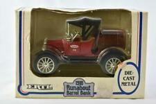 Ertl True Value 1918 Runabout Barrel Bank