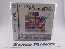 PUZZLE LEAGUE DS - NINTENDO DS DSi 2DS 3DS - PAL EUR UK ENG - NUOVO SIGILLATO