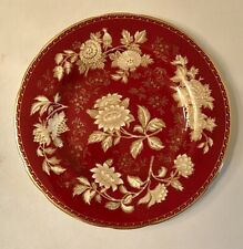 """Wedgwood Tonquin Ruby Luncheon Plate 9-1/4"""""""
