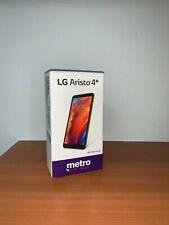 New listing Lg Aristo 4 Plus Lmx320Ma - 16Gb - New Platinum Gray (Metro pcs) (metro) (New)