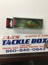 """Rapala DT10 P Perch Dives To 10 """" NEW!"""
