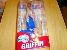 McFarlane NBA Series 26 Blake Griffin Los Angeles Clippers Blue Jersey New