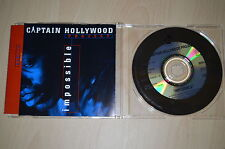 Captain Hollywood Project ‎– Impossible. BNCD444 CD-Maxi