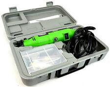 Multischleifer Set  Schleifmaschine Gravier Graviergerät 130w 8000-30000U/min