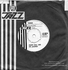 KENNY BALL AND HIS JAZZMEN rondo*55 days at peking 1963 UK PYE JAZZ 45