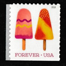 US 5294 Frozen Treats Sprinkle-topped at right forever single (1 stamp) MNH 2018