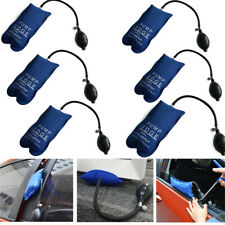 Air Pump Wedge Infltable Bag Clamp Shim For Car Door Window Lock Dent Repair Kit