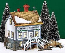 "Dept 56 New England Village Series ""Navigational Charts & Maps"" - Retired"
