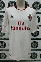 maglia calcio MILAN TG XL shirt maillot trikot camiseta