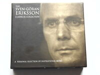 CD SVENGORAN ERIKSSON - CLASSICAL COLLECTION - WITH HISTORY OF THE WORLD CUP (BR