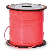 Neon Red Rexlace 100yd Spool for kids crafts lacing