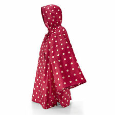 reisenthel Regencape mini maxi poncho ruby dots
