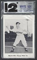 VINTAGE 1961 CHICAGO WHITE SOX VINTAGE PICTURE PACKS BY JAY PUBLISHING -LOT OF 5
