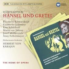 Herbert Von Karajan - Humperdinck: Hänsel Und Gretel (NEW 3CD)