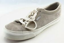 VANS Size 7 M Gray Lace Up Fashion Sneakers Synthetic Shoes