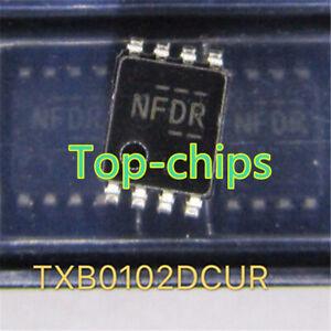 10 PCS TXB0102DCUR US8 Translation - Voltage Levels 2B Bidir Vltg-Level new