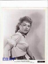 Ruth Roman busty VINTAGE Photo Belle Star's Daughter