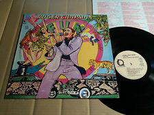 ROGER CHAPMAN & THE SHORTLIST - HYENAS ONLY LAUGH FOR FUN - LP - LINE LLP 5125AS