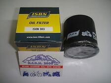 FILTRO OLIO ISON 303 KAWASAKI ZXR (ZX750H1/H2) 750 1989-1989