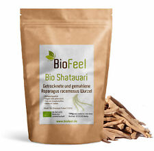 BioFeel - Bio Shatavari Pulver, 100g