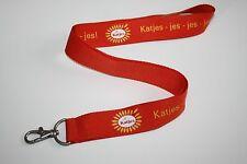 Katjes Schlüsselband / Lanyard / Keyholder NEU!!