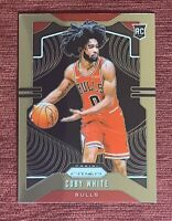 2019-20 Panini Prizm COBY WHITE Rookie Card #253 Base RC Chicago Bulls🔥