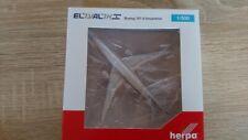 """Herpa 533201 - 1/500 El Al Boeing 787-9 Dreamliner """"Rehovot"""" - Neu"""