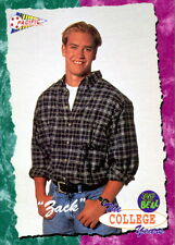 Saved By The Bell College Years 1993 Pacific Prototype Promo Card P2 Zack Morris