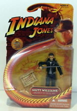 "Hasbro 4"" Figure 40598 Indiana Jones Mutt Williams Kingdom Ot The Crystal Skull"